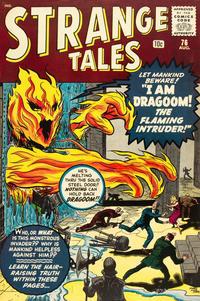 Cover Thumbnail for Strange Tales (Marvel, 1951 series) #76