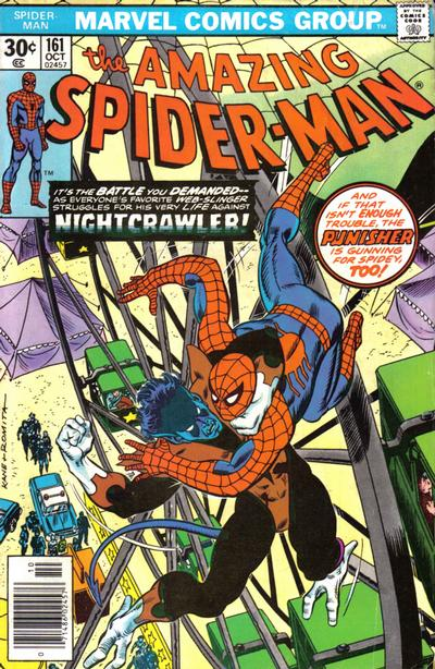 Cover for The Amazing Spider-Man (Marvel, 1963 series) #161