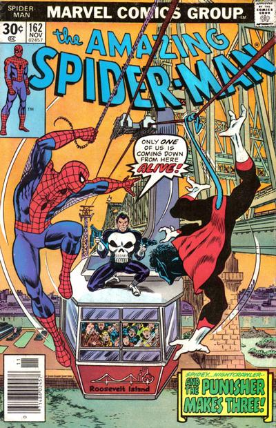 Cover for The Amazing Spider-Man (Marvel, 1963 series) #162