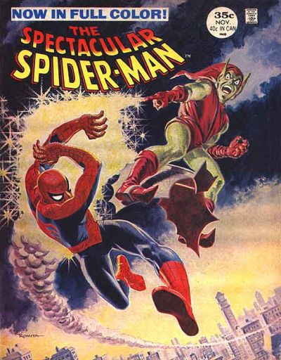 Cover for The Spectacular Spider-Man (Marvel, 1968 series) #2