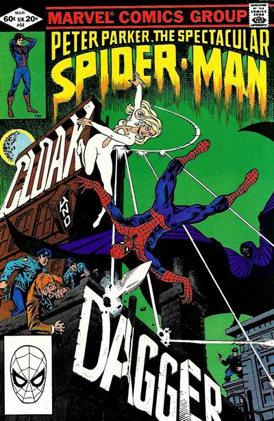 Cover for The Spectacular Spider-Man (Marvel, 1976 series) #64