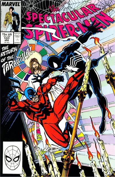 Cover for The Spectacular Spider-Man (Marvel, 1976 series) #137