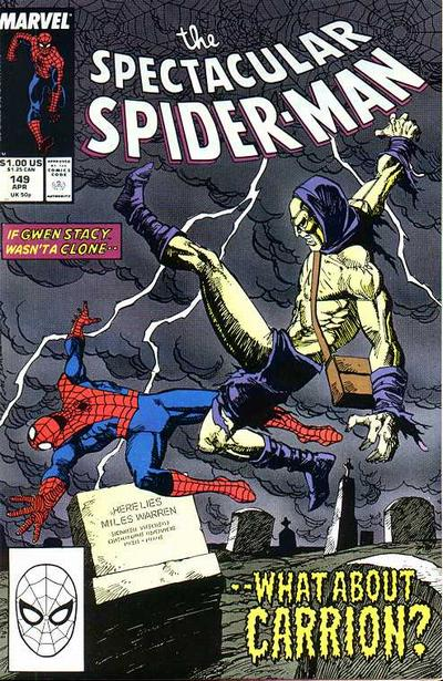 Cover for The Spectacular Spider-Man (Marvel, 1976 series) #149
