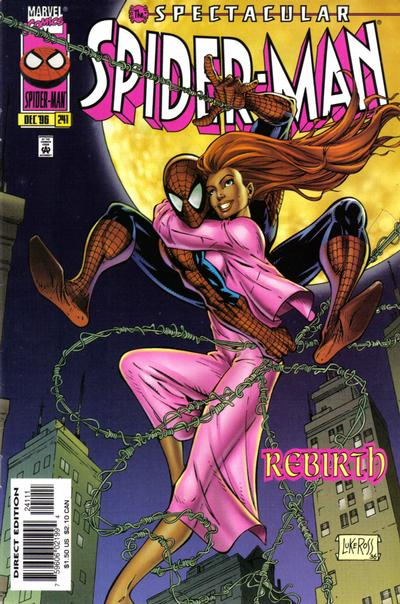 Cover for The Spectacular Spider-Man (Marvel, 1976 series) #241