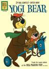 Cover for Yogi Bear (Dell, 1961 series) #5