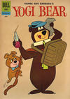 Cover for Yogi Bear (Dell, 1961 series) #8