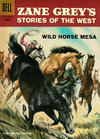 Cover for Zane Grey's Stories of the West (Dell, 1955 series) #38