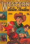Cover for Western Action Thrillers (Dell, 1937 series) #1