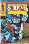 Cover for De spectaculaire Spider-Man [De spektakulaire Spiderman] (Juniorpress, 1979 series) #1