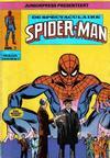 Cover for De spectaculaire Spider-Man [De spektakulaire Spiderman] (Juniorpress, 1979 series) #3