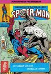 Cover for De spectaculaire Spider-Man [De spektakulaire Spiderman] (Juniorpress, 1979 series) #5