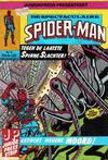 Cover for De spectaculaire Spider-Man [De spektakulaire Spiderman] (Juniorpress, 1979 series) #6