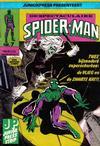 Cover for De spectaculaire Spider-Man [De spektakulaire Spiderman] (Juniorpress, 1979 series) #7