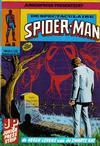 Cover for De spectaculaire Spider-Man [De spektakulaire Spiderman] (Juniorpress, 1979 series) #8