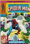 Cover for De spectaculaire Spider-Man [De spektakulaire Spiderman] (Juniorpress, 1979 series) #9