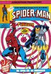 Cover for De spectaculaire Spider-Man [De spektakulaire Spiderman] (Juniorpress, 1979 series) #11