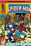Cover for De spectaculaire Spider-Man [De spektakulaire Spiderman] (Juniorpress, 1979 series) #12