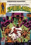 Cover for De spectaculaire Spider-Man [De spektakulaire Spiderman] (Juniorpress, 1979 series) #14