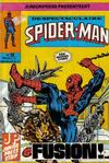 Cover for De spectaculaire Spider-Man [De spektakulaire Spiderman] (Juniorpress, 1979 series) #15