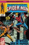 Cover for De spectaculaire Spider-Man [De spektakulaire Spiderman] (Juniorpress, 1979 series) #17