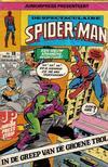 Cover for De spectaculaire Spider-Man [De spektakulaire Spiderman] (Juniorpress, 1979 series) #18