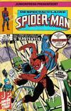 Cover for De spectaculaire Spider-Man [De spektakulaire Spiderman] (Juniorpress, 1979 series) #20