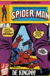 Cover for De spectaculaire Spider-Man [De spektakulaire Spiderman] (Juniorpress, 1979 series) #21