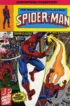 Cover for De spectaculaire Spider-Man [De spektakulaire Spiderman] (Juniorpress, 1979 series) #22