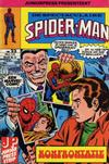 Cover for De spectaculaire Spider-Man [De spektakulaire Spiderman] (Juniorpress, 1979 series) #23