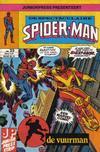 Cover for De spectaculaire Spider-Man [De spektakulaire Spiderman] (Juniorpress, 1979 series) #25