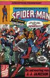 Cover for De spectaculaire Spider-Man [De spektakulaire Spiderman] (Juniorpress, 1979 series) #26