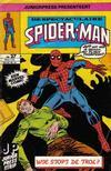Cover for De spectaculaire Spider-Man [De spektakulaire Spiderman] (Juniorpress, 1979 series) #27
