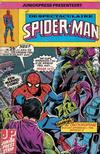 Cover for De spectaculaire Spider-Man [De spektakulaire Spiderman] (Juniorpress, 1979 series) #29