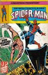 Cover for De spectaculaire Spider-Man [De spektakulaire Spiderman] (Juniorpress, 1979 series) #31