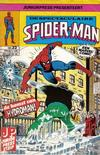 Cover for De spectaculaire Spider-Man [De spektakulaire Spiderman] (Juniorpress, 1979 series) #32