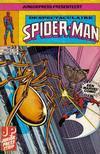 Cover for De spectaculaire Spider-Man [De spektakulaire Spiderman] (Juniorpress, 1979 series) #33