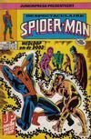 Cover for De spectaculaire Spider-Man [De spektakulaire Spiderman] (Juniorpress, 1979 series) #34