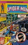 Cover for De spectaculaire Spider-Man [De spektakulaire Spiderman] (Juniorpress, 1979 series) #35