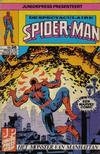 Cover for De spectaculaire Spider-Man [De spektakulaire Spiderman] (Juniorpress, 1979 series) #36