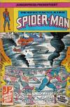 Cover for De spectaculaire Spider-Man [De spektakulaire Spiderman] (Juniorpress, 1979 series) #37