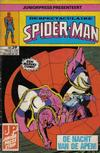 Cover for De spectaculaire Spider-Man [De spektakulaire Spiderman] (Juniorpress, 1979 series) #39