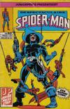 Cover for De spectaculaire Spider-Man [De spektakulaire Spiderman] (Juniorpress, 1979 series) #40