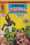 Cover for De spectaculaire Spider-Man [De spektakulaire Spiderman] (Juniorpress, 1979 series) #41