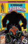Cover for De spectaculaire Spider-Man [De spektakulaire Spiderman] (Juniorpress, 1979 series) #42