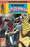 Cover for De spectaculaire Spider-Man [De spektakulaire Spiderman] (Juniorpress, 1979 series) #43
