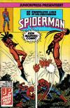 Cover for De spectaculaire Spider-Man [De spektakulaire Spiderman] (Juniorpress, 1979 series) #44