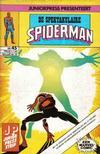 Cover for De spectaculaire Spider-Man [De spektakulaire Spiderman] (Juniorpress, 1979 series) #45
