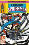 Cover for De spectaculaire Spider-Man [De spektakulaire Spiderman] (Juniorpress, 1979 series) #46