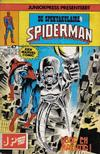 Cover for De spectaculaire Spider-Man [De spektakulaire Spiderman] (Juniorpress, 1979 series) #47