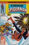 Cover for De spectaculaire Spider-Man [De spektakulaire Spiderman] (Juniorpress, 1979 series) #48